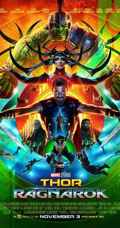 Imprisoned the mighty Thor finds himself in a lethal gladiatorial contest against the Hulk his former ally. Thor must fight for survival and race against time to prevent the all-powerful Hela from destroying his home and the Asgardian civilization.