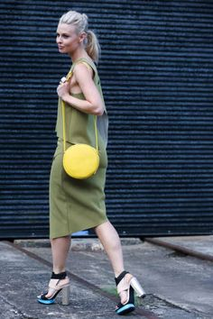 Street Style Fashion Week Australia 2014 - Sydney Australia Street Style Photos - ELLE