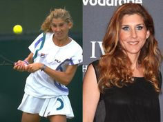 Monica Seles, 38, has won eight Grand Slam titles for her native country, Yougoslavia, and one more championship as a U.S. citizen (1989-2003). In 1990, Seles became the youngest ever French Open champion at age 16