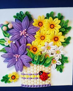 Quilling Jewelry, Quilling Flowers, Quilling Ideas, Quilling Patterns, Quilling Cards, Quilling Designs, Paper Quilling, Paper Flowers, Quilling Instructions