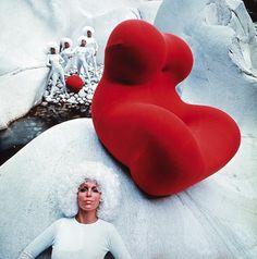 Up, 1969 — Gaetano Pesce