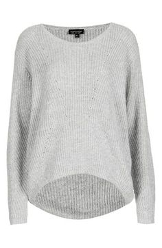 Topshop Ribbed Sweater $76