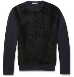 HUH? Alpaca blend sweater by Marni