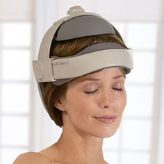 Get a great scalp and head massage anytime you want with the OSIM® uCrown.