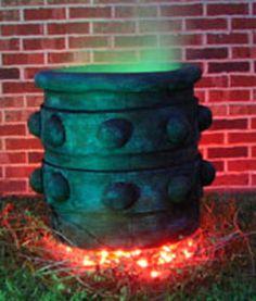 Tutorial - The Mad Lab - a medieval cauldron