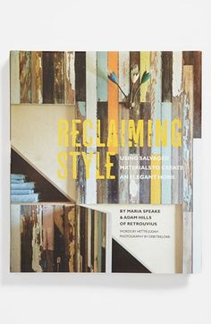 'Reclaiming Style' Book available at #Nordstrom