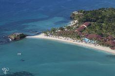 La plage azur de Madagascar