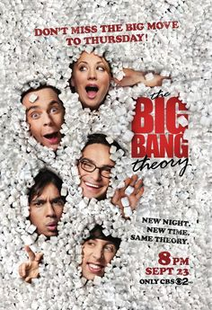 The Big Bang Theory TV Poster #2 - Internet Movie Poster Awards Gallery