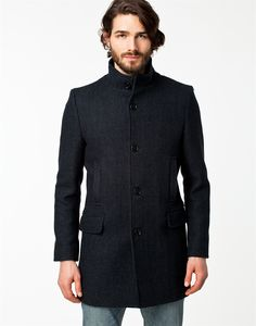 Selected Homme New Mosto Jacket Navy