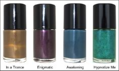 Cult Nails Hypnotic Collection