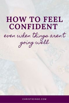 confidence for women \ self confidence \ gain confidence