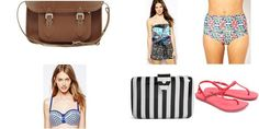 """Beach Delight"" Awesome list on #beachwears #clutches by @richa_varun #fashion"