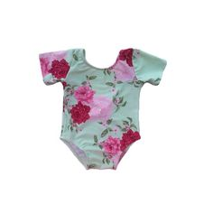 This beautiful leo is perfect for any occasion! You can dress it up or down. Our leo's are made from cotton and spandex giving you room and flexibility. We offer Mommy