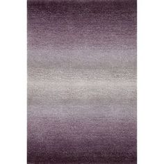 Liora Manne Ombre 9663/49 Horizon Purple Area Rug 24 Inches X 36 Inches