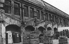 Corso Karlin - pre exisiting building