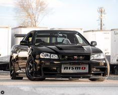 Nissan Gtr R34, R34 Gtr, Tuner Cars, Jdm Cars, Car Part Furniture, Nissan Infiniti, Nissan Gtr Skyline, Japanese Cars, Modified Cars