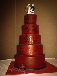 Custom wedding cake yuma arizona yuma arizona couture cakes and weddings in yuma arizona by yuma couture cakes via flickr junglespirit Gallery