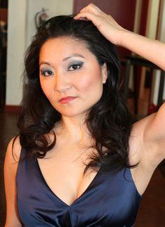 Carolyn Asian Makeup Artistry Photo Shoot #Makeup #MichelePapenheim #ColeStreetSalon