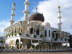 mosque in Paramaribo, Suriname