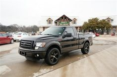 2012 Ford F-150  Regular Cab at Jerry Durant Auto Group in Weatherford, TX