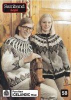 Ístex - íslenskur textíliðnaður - FreePattern