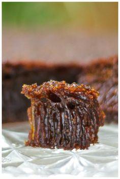 Indonesian Medan Food: Kue Karamel / Kue Sarang Semut / Caramel Cake