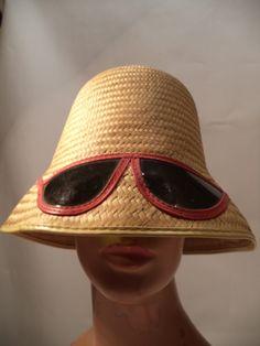 4cb6cae47cbe8 24 Best Vintage Sunglasses Hats images