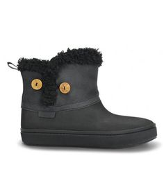 d104acfddb74 Crocs Black Modessa Suede Ankle Boot - Women