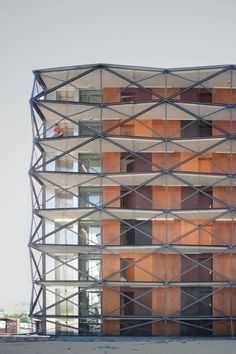 vjeranski:  19th District Building - design by Ofis Arhitekti Architects