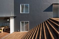 Stepped terrace house | HUG
