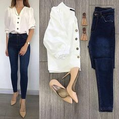 Most current Photo Business Outfit leggings Concepts, Casual Work Outfits, Office Outfits, Classy Outfits, Chic Outfits, Trendy Outfits, Summer Outfits, Fashion Outfits, Fashion Mode, Look Fashion