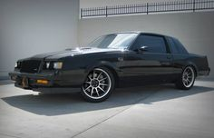 Buick GNX One of the only 2 Buick I would ever own