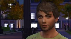 Gerry by Elena at Sims World by Denver • Sims 4 Updates