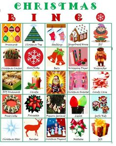 Free, Printable Christmas Bingo Cards for a Family Fun Night: Roots, Wings & Nests Printable Christmas Bingo Christmas Bingo Cards, Christmas Games, Christmas Activities, Christmas Printables, Christmas Holidays, Christmas Ideas, Merry Christmas, Holiday Crafts, Holiday Fun