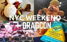 NYC Weekend + DragCon Part 2