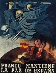 Resultado de imagen de carteles guerra civil bando nacional