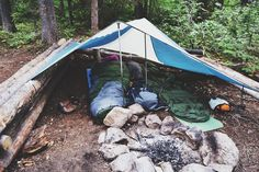 Hiking ideas and inspiration. Hiking food, camping tips and more. Outdoor Life, Outdoor Camping, Outdoor Gear, Camping Outdoors, Outdoor Living, Life Is An Adventure, Greatest Adventure, Camping Survival, Camping Gear