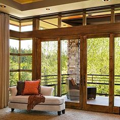 Happy Valley Residence Wood Interior Doors