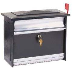 Solar Group Extra Large Lockable Security Wall Mount Mailbox by Solar Group, http://www.amazon.com/dp/B000CSK2EY/ref=cm_sw_r_pi_dp_x_XB9Fzb45DE5GR