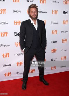 News Photo : Travis Fimmel attends the 'Lean On Pete' premiere...GEtty Images