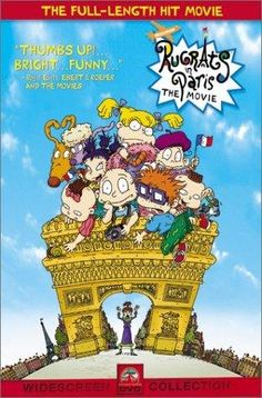 Rugrats in Paris: The Movie (2000) Poster