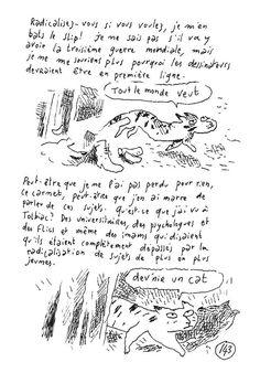 Chez Joann Sfar, chat cogite dur! | Slate.fr