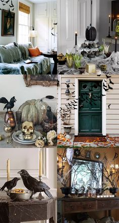 Halloween Decoration Inspiration.