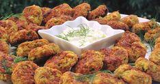 Κεφτεδάκια λαχανικών -- άααλλο πράγμα σε γεύση ...!!! ΥΛΙΚΑ-ΕΚΤΕΛΕΣΗ 2 μέτρια κολοκυθάκια 1 μέτρια πατάτα 1 καρότο 2 μέτρια κρεμμύ... Vegetarian Recipes, Cooking Recipes, Healthy Recipes, Greek Appetizers, Healthy Snacks, Healthy Eating, Dairy Free Diet, Low Sodium Recipes, Greek Cooking