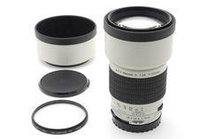 [MINT]Mamiya 200mm f/2.8 APO Lens for M645 SUPER Pro TL from Japan #284-RC1155 #Mamiya
