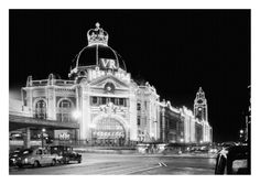 Some photos from the 1950s of Melbourne | Melbourne Metblogs
