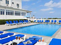 The Breakers Hotel - Spring Lake, NJ  Hotel pool.     Arlene from NJ