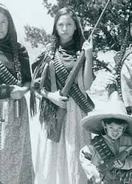 Image result for mexican revolution adelitas