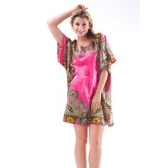 5cc7bd788b Hollow Flowers Women Sleepwear Ancient Traditional Pattern Luxury Women s  Night Shirts Smooth Women Nightdress indoor clothing
