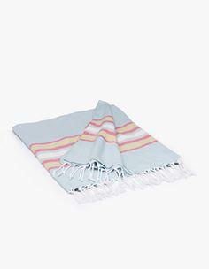 Fringed Towel Boden